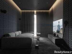 طراحی دکوراسیون اتاق نشیمن