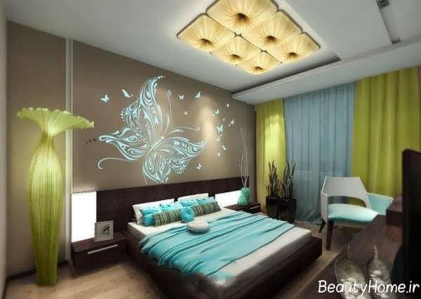 ایده هایی برای طراحی دکور اتاق خواب