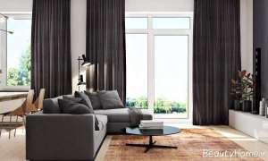 طراحی داخلی 2 خانه زیبا