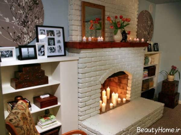 روش هایی برای تزیین منزل با شمع