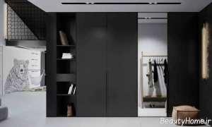 طراحی داخلی ویلای اروپایی