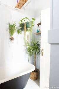 تزیین حمام با سرویس بهداشتی