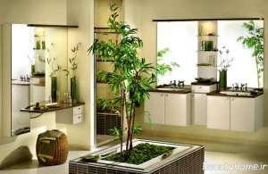 تزیین زیبا و خلاقانه منزل با گل