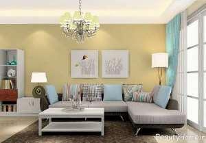 طراحی داخلی سالن پذیرایی مدرن و جذاب