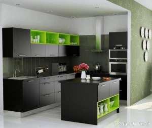 مدل جزیره آشپزخانه