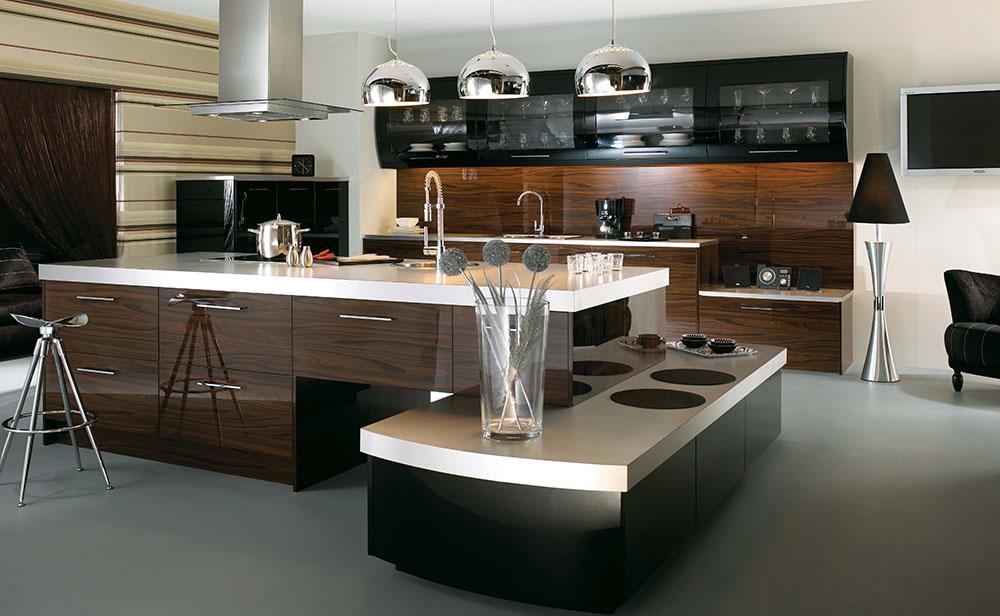 اشتباهاتی که نباید در طراحی دکوراسیون آشپزخانه انجام داد