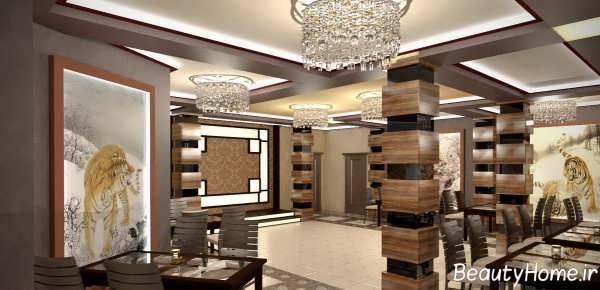 طراحی داخلی زیبا و شیک کافی شاپ