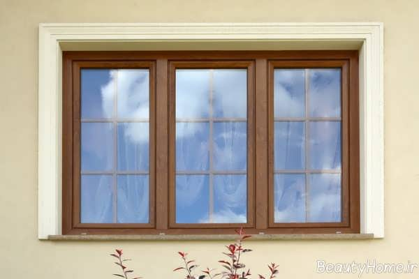 مدل پنجره زیبا برای ساختمان