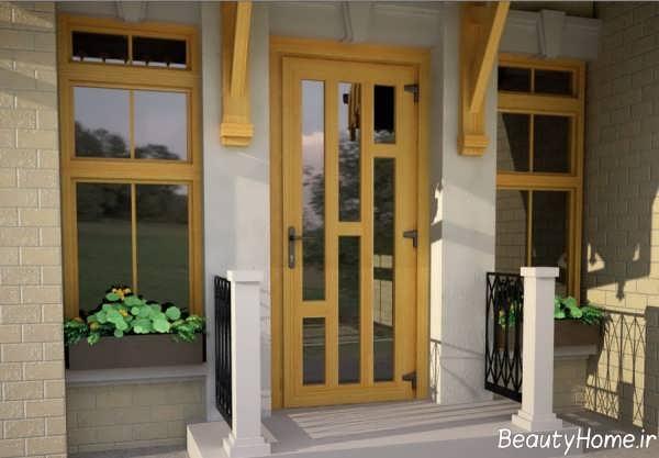مدل پنجره برای خانه ویلایی