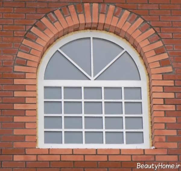 مدل پنجره ساختمان مسکونی