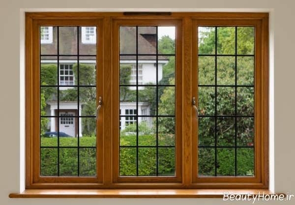 مدل پنجره شیک و جذاب