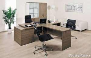 دیزاین داخلی دفتر کار