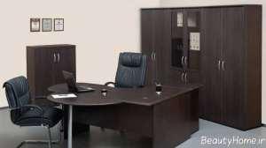 دکوراسیون زیبا و شیک دفتر کار