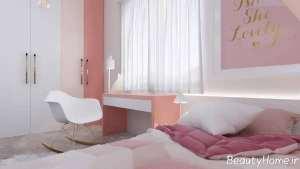 دکوراسیون رنگی اتاق کودک