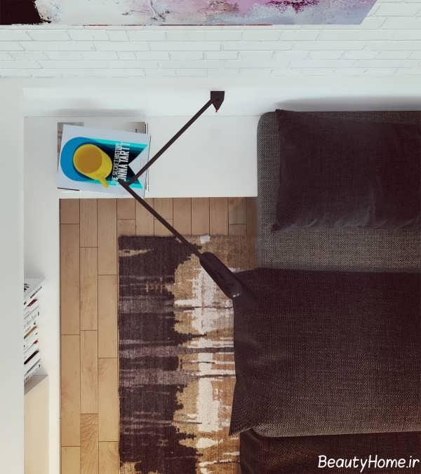 طراحی داخلی آوارتمان شیک
