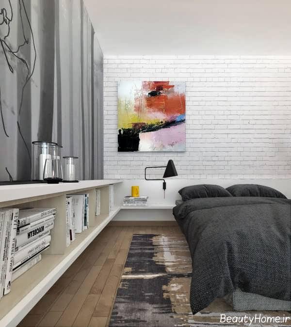 دکوراسیون مدرن و کاربردی خانه کوچک