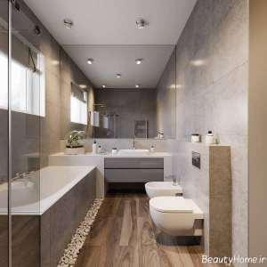 طراحی دکوراسیون خانه کوچک و مدرن