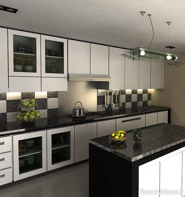 مدل کابینت مدرن آشپزخانه