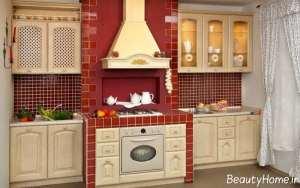 مدل کابینت برای آشپزخانه های کوچک