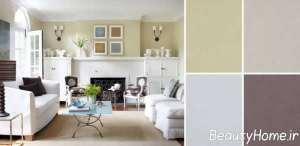 بهترین رنگ برای اتاق نشیمن چیست؟