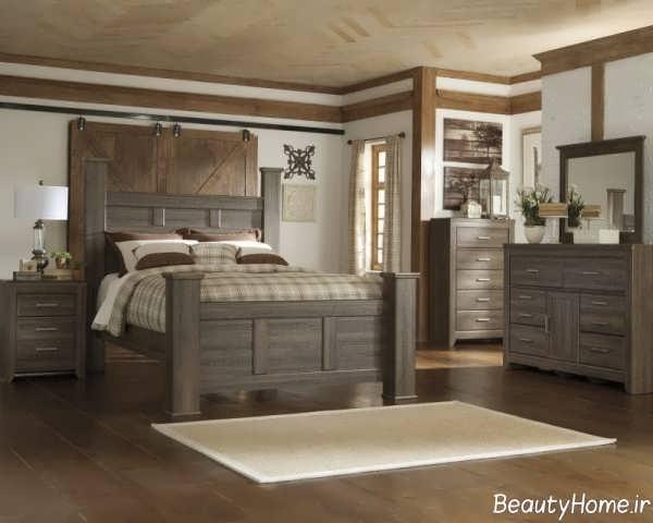 مدل زیبا و جذاب سرویس چوب