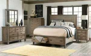 مدل سرویس خواب شیک چوبی