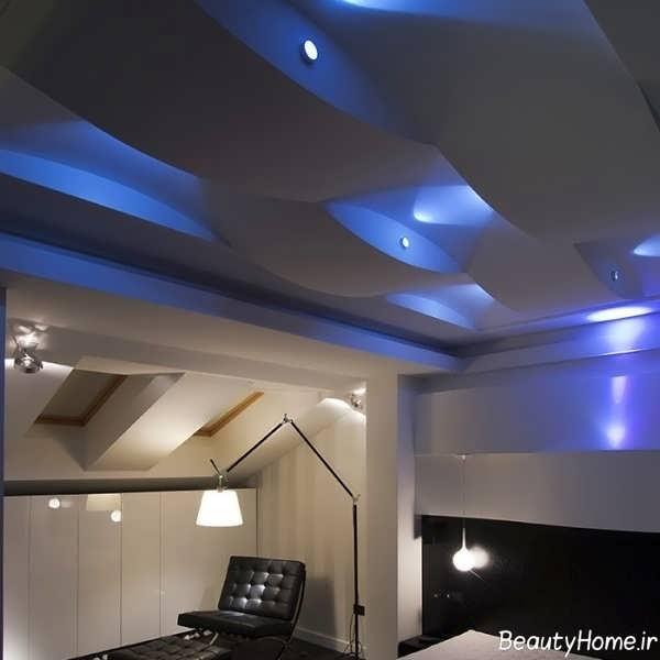 مدل کناف سقف مدرن