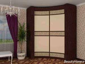 مدل کمد دیواری مخصوص اتاق خواب