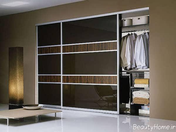 مدل کمد دیواری جدید مخصوص اتاق خواب