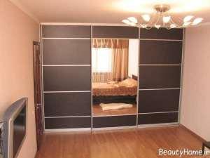 مدل کمد دیواری زیبا و شیک اتاق خواب
