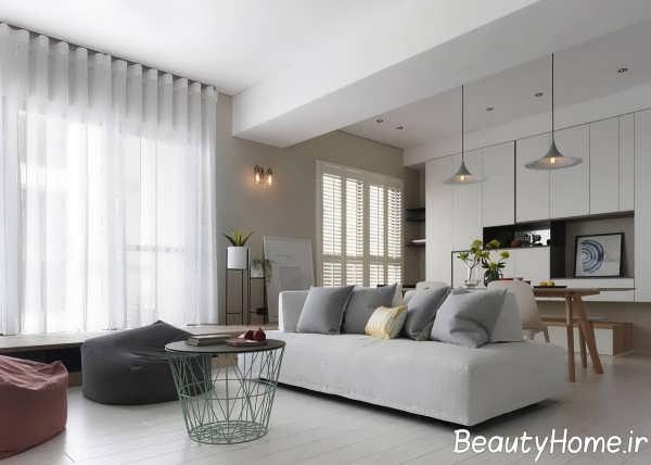دیزاین خانه کوچک و آپارتمانی