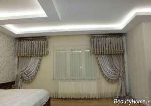 مدل پرده زیبا و جدید برای اتاق خواب