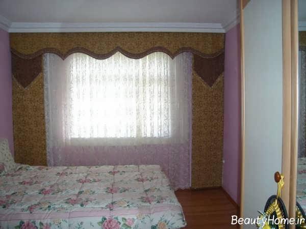 مدل پرده توری اتاق خواب