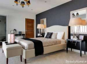 دکوراسیون زیبا و کاربردی اتاق خواب