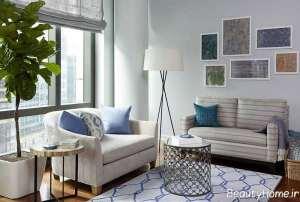 مدل فرش شیک مخصوص اتاق نشیمن