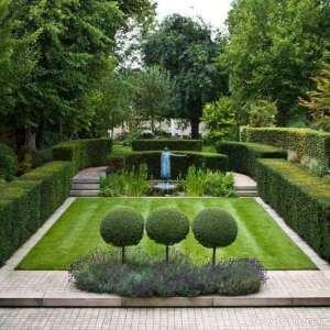 طراحی محوطه باغ و ویلا