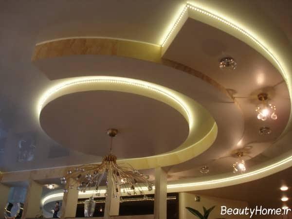 نورپردازی سقف کناف