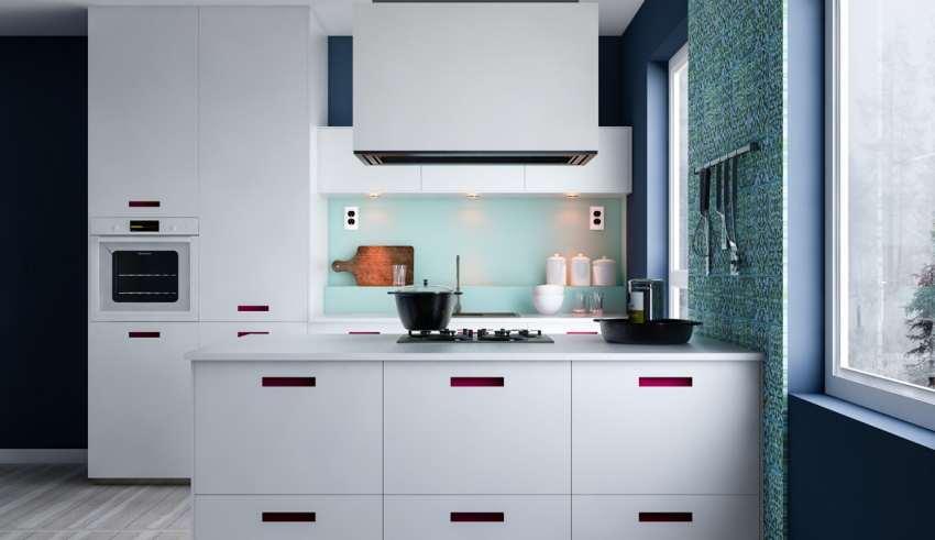 طراحی دکوراسیون آشپزخانه های مینینمال