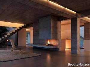 طراحی نمای خارجی ساختمان دوبلکس