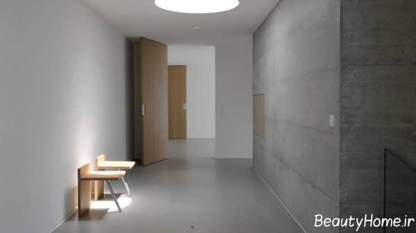 طراحی زیبا و شیک خانه دوبلکس