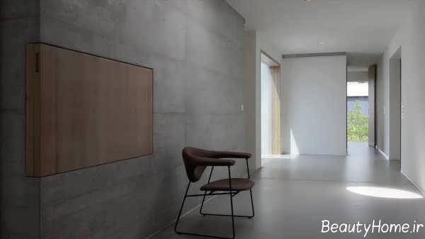 طراحی زیبا و کاربردی خانه دوبلکس