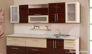 مدل کابینت شیک و جدید برای آشپزخانه