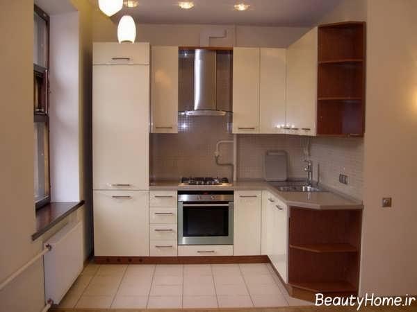 مدل کابینت خاص و شیک برای آشپزخانه