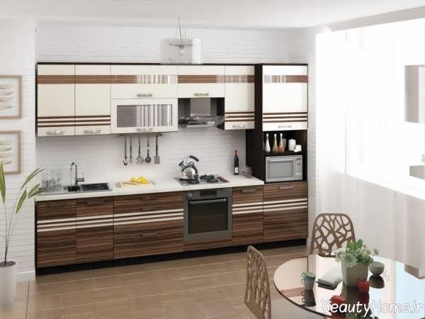 مدل کابینت آشپزخانه مدرن و شیک
