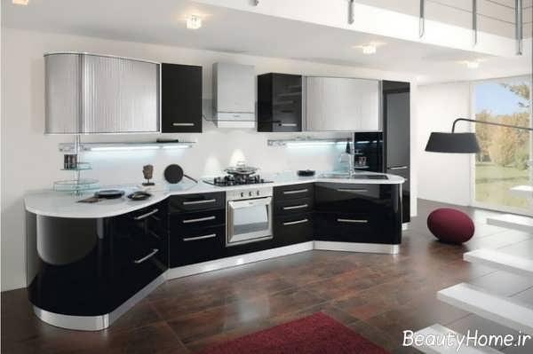 مدل کابینت مدرن و شیک آشپزخانه