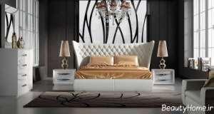 دکوراسیون لوکس اتاق خواب