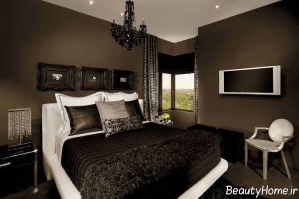 دکوراسیون زیبا و خاص اتاق خواب