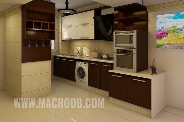 بازسازی داخلی منزل