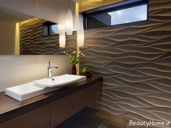 مدل کاغذ دیواری برای سرویس بهداشتی