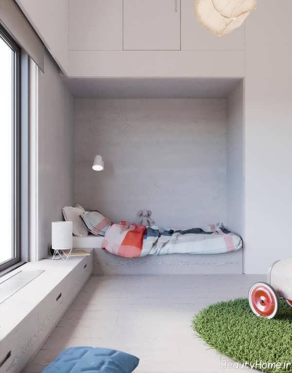 طراحی دکوراسیون اتاق خواب